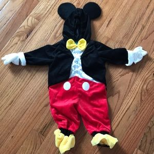 BabiesRUs Costumes - Disney Mickey Mouse Costume 6-9 months
